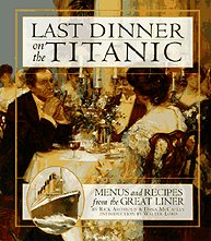 Last Dinner on the Titanic book cover