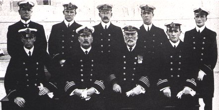Officers of the RMS Titanic