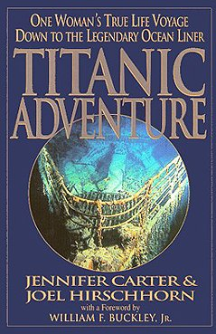 Titanic Adventure Book Cover